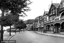 Mumbles, Southend 1925