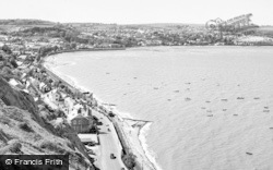 Mumbles, Swansea Bay c.1965