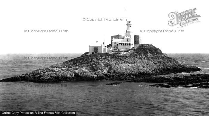 Mumbles, the Lighthouse 1893