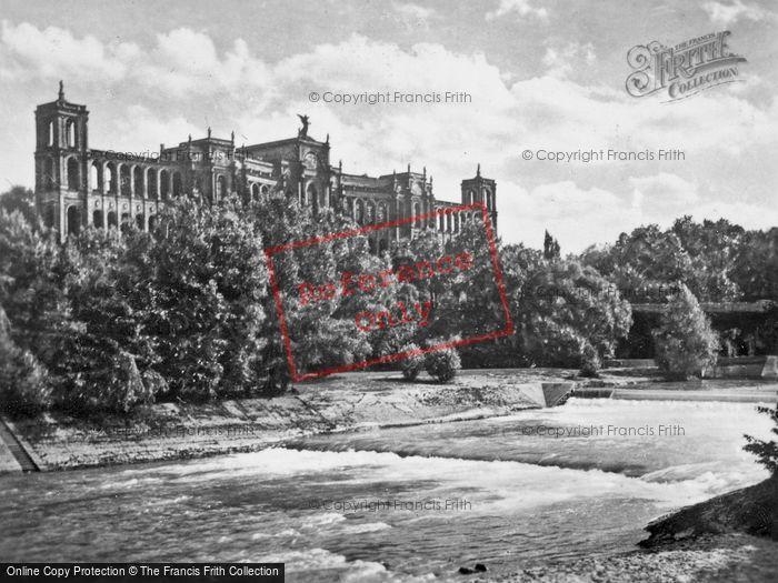 Photo of Munich, Maximilianeum c.1935