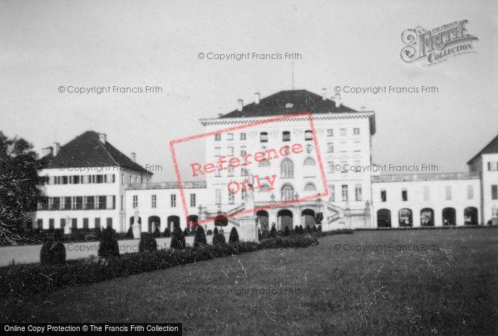 Photo of Munich, Nymphenburg Palace 1935