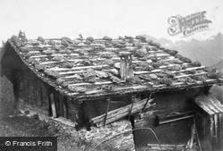 A Mountain Hut c.1930, Murren