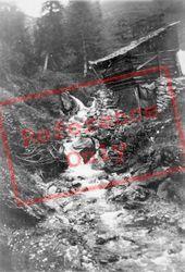 A Stream c.1930, Murren