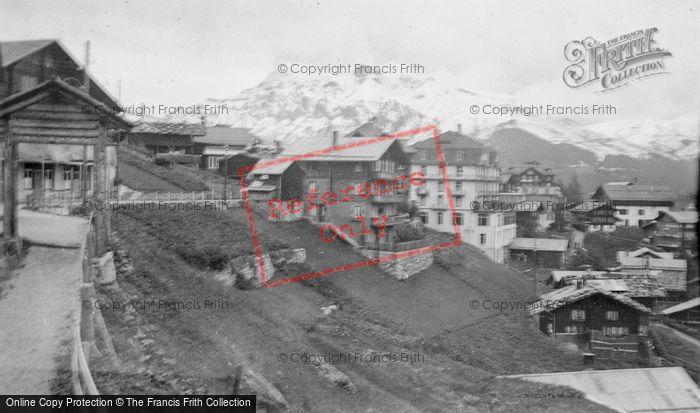 Photo of Murren, c.1939