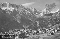 Panorama c.1935, Murren