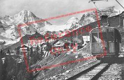 The Railway c.1935, Murren