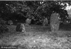 Stone Circle 1957, Murthly