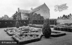 Musbury, Marlborough's Birthplace, Ashe House c.1955