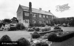 Marlborough's Birthplace, Ashe House c.1960, Musbury