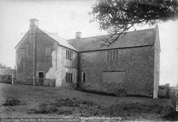 Musbury, Old Ashe House 1902