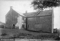 Old Ashe House 1902, Musbury