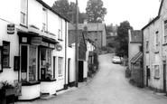 Musbury, Post Office c1965