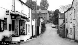 Musbury, Post Office c.1965