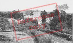 St Michael's Church c.1955, Musbury