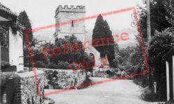 St Michael's Church c.1965, Musbury