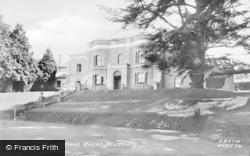 Musbury, The Mountfield Hotel c.1965