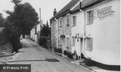 The Village c.1965, Musbury