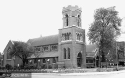 Muswell Hill, Methodist Church c.1960