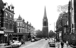 Muswell Hill, The Broadway c.1965