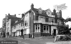 Muswell Hill, The Green Man c.1965