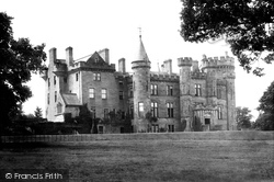 Culdees Castle 1899, Muthill