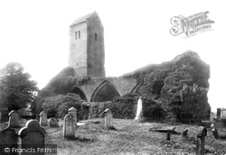 The Old Church 1899, Muthill