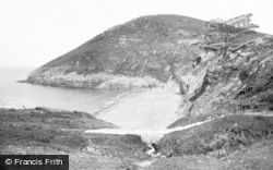 Mwnt, Bay And Headland c.1950