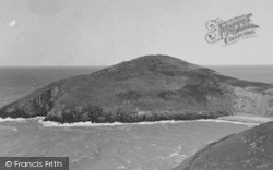Mwnt, Foel Y Mwnt And Bay c.1950