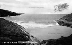 Mwnt, The Bay c.1965
