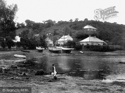 Mylor, By The Church 1930