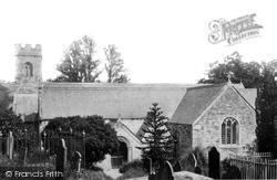 Mylor, The Church 1890