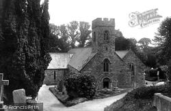 Mylor, The Church 1930