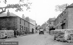 Mylor, Village 1930