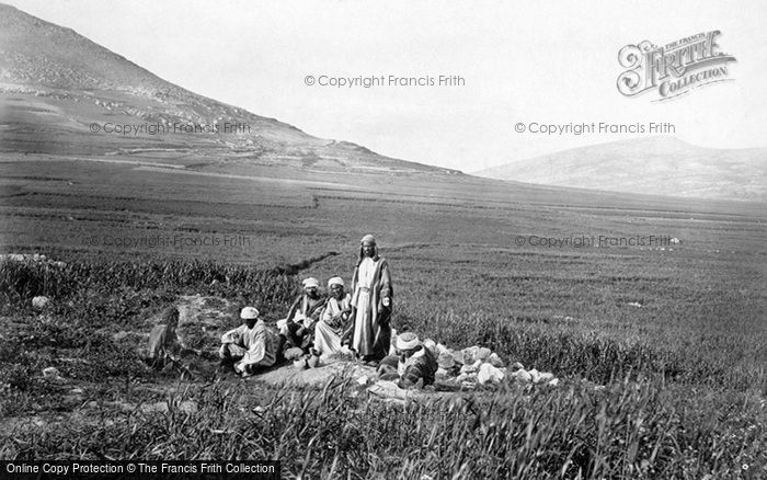 Photo of Nablus, Jacob's Well, Near Shechem 1867