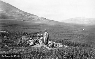 Nablus, Jacob's Well, near Shechem c1867