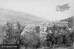 The Ancient Shechem 1867, Nablus