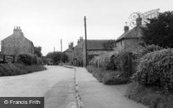 Naburn, Approaching The Village c.1955
