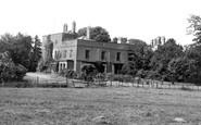 Naburn, Naburn Hall c1955