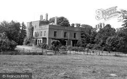 Naburn, Naburn Hall c.1955