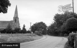 Naburn, Selby Road c.1955