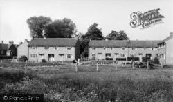 Naburn, St Matthew's Close c.1960
