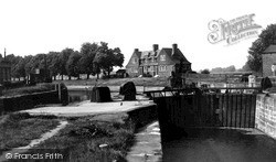 Naburn, The Locks c.1960
