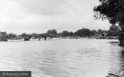 Naburn, The River c.1955