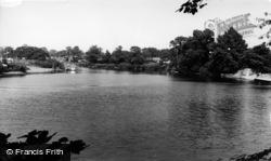 Naburn, The River Ouse c.1955