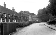 Naburn, the Street c1955