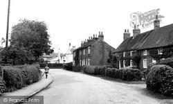 Naburn, The Village c.1955