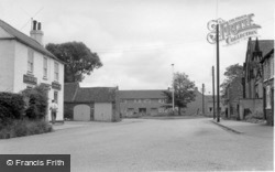 The Village c.1955, Naburn
