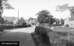 Naburn, The Village c.1960