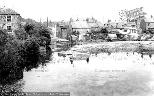 The Pond c1960, Nafferton