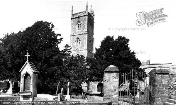 Nailsea, Holy Trinity Church c1965